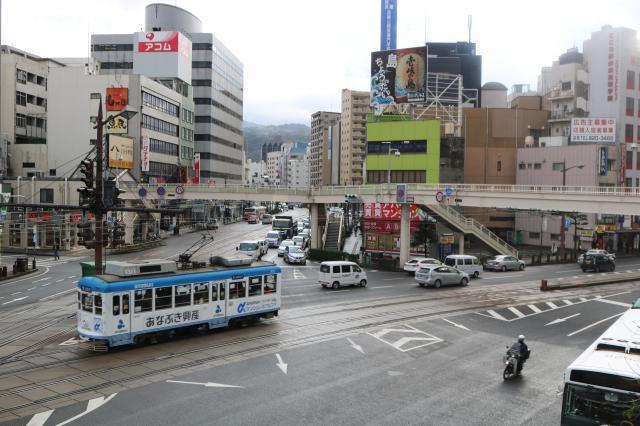 長崎電鉄21