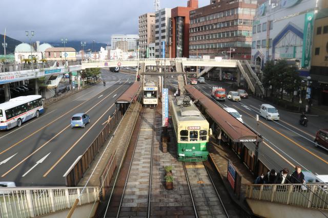 長崎電鉄22