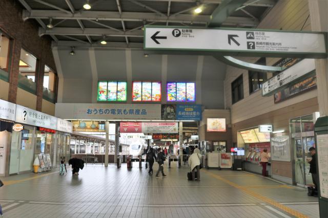 長崎駅12