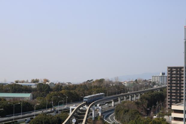 大阪モノレール1