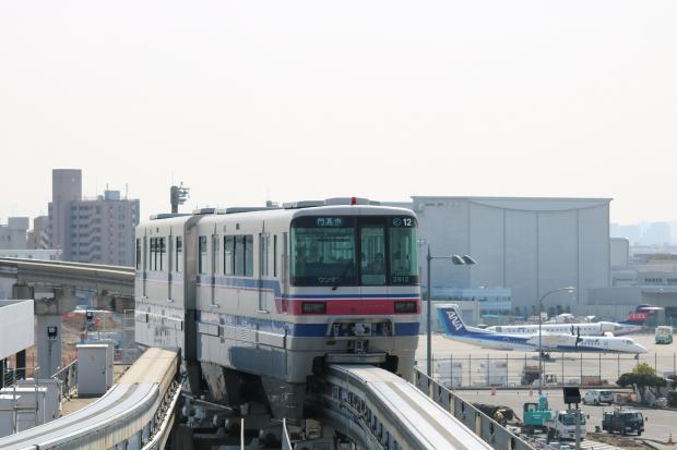 大阪モノレール4