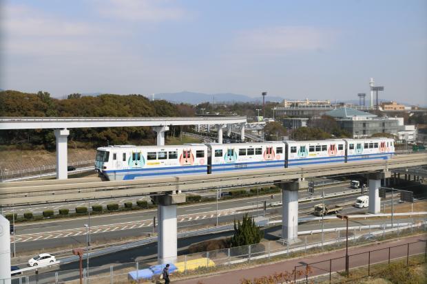 大阪モノレール8