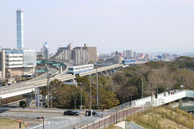大阪モノレール9