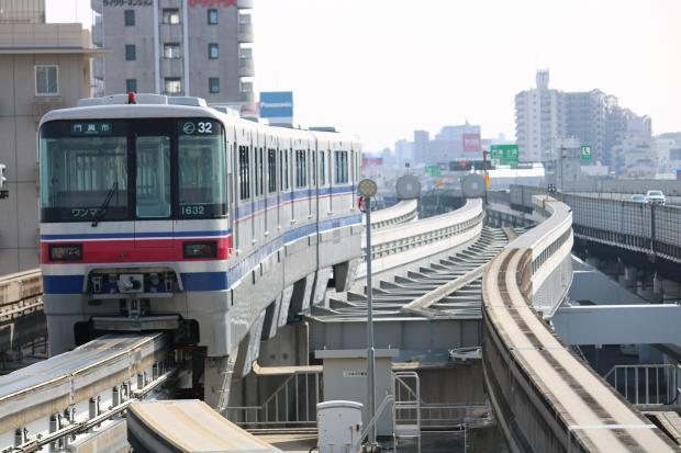 大阪モノレール34