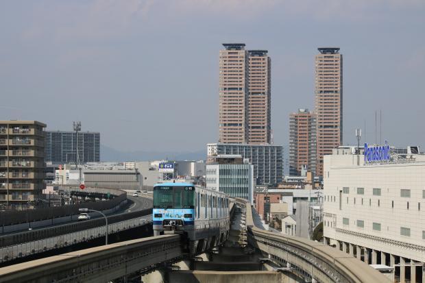 大阪モノレール35