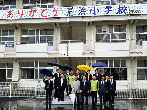 仙台市の復興状況調査へ!①