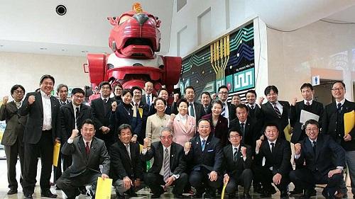 連合栃木議員懇談会<第28回 総会>!②