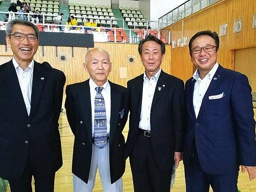 ねんりんピックとちぎ2018<太極拳交流大会>!①