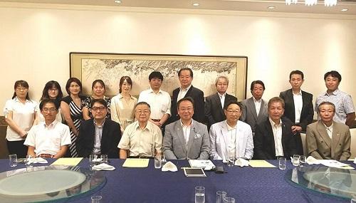 斉藤たかあき後援会<第15回 通常総会>!