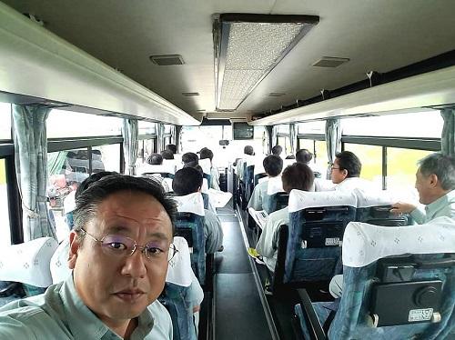 栃木県議会<県土整備委員会>県内調査 完了!②