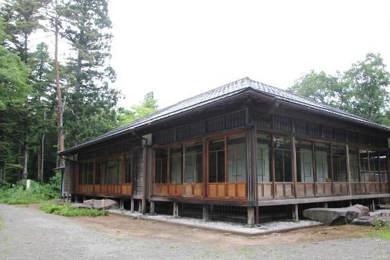 旧高松宮翁島別邸
