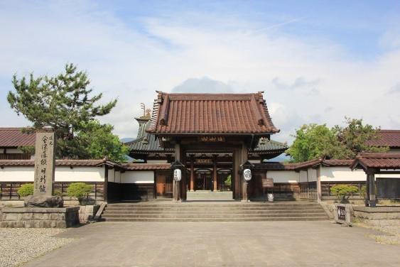 會津藩校「日新館」