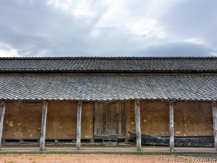 橋津の藩倉