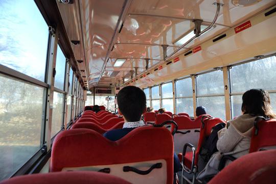 軽井沢~横川のバス