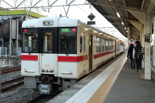 キハ111@高崎駅