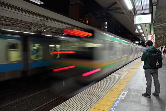 旅のおわり@浦和駅