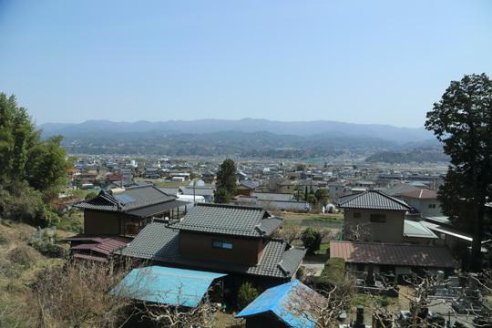 飯田市の市街地