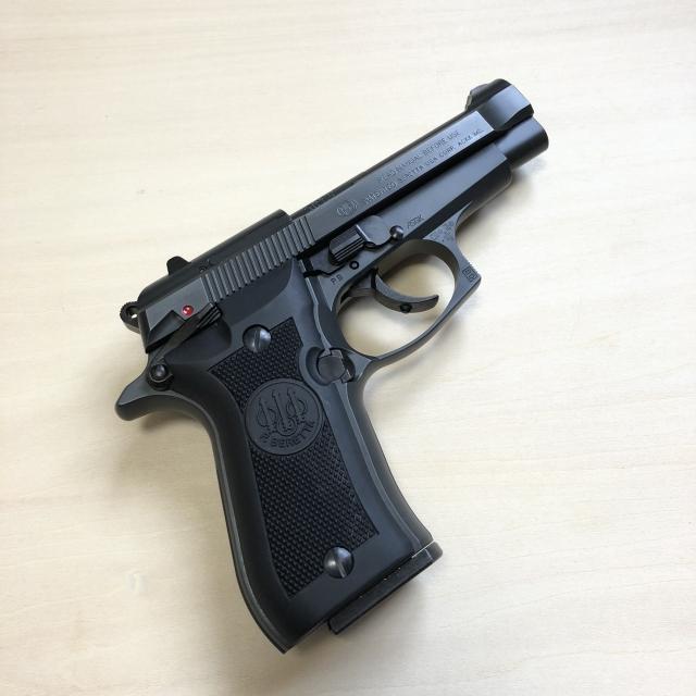 [WA]ベレッタ M84FS カーボンブラックHW