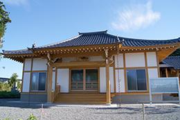 180520楢葉清隆寺のシダレザ