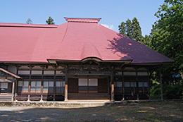 180607法音寺の欅・桂⑤