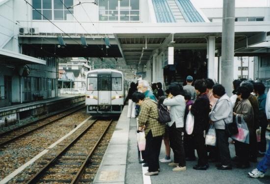 ㉒神辺駅ホーム開業時