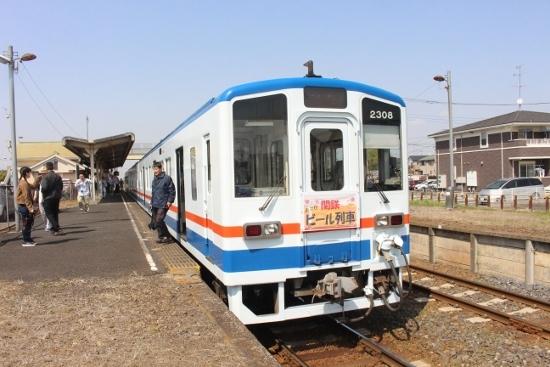 ⑤水海道駅