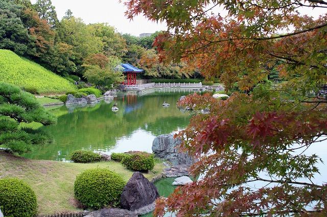 ⑧大仙公園日本庭園