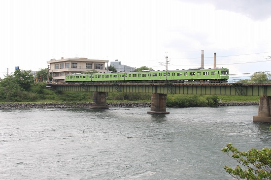 ⑮JR奈良線103系