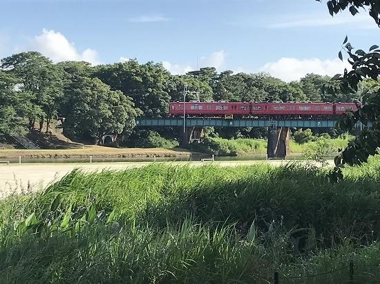 ⑥菅生川橋梁②