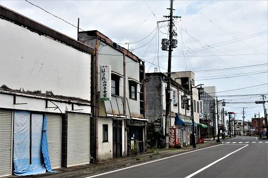 ⑧浪江ゴーストタウン
