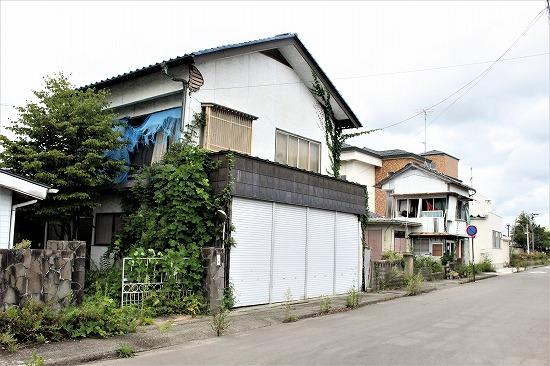 ⑨浪江ゴーストタウン