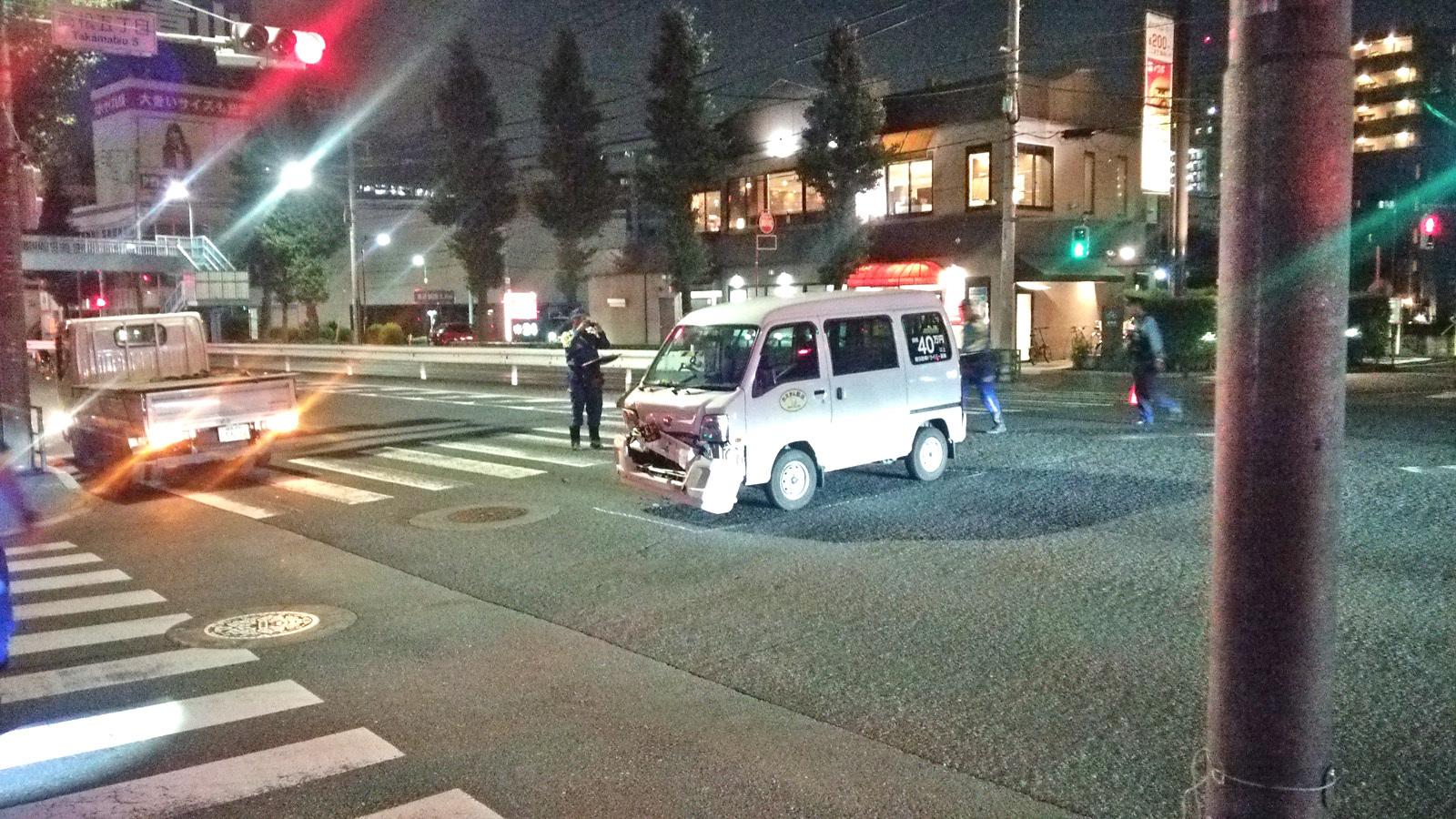 交通事故20180725