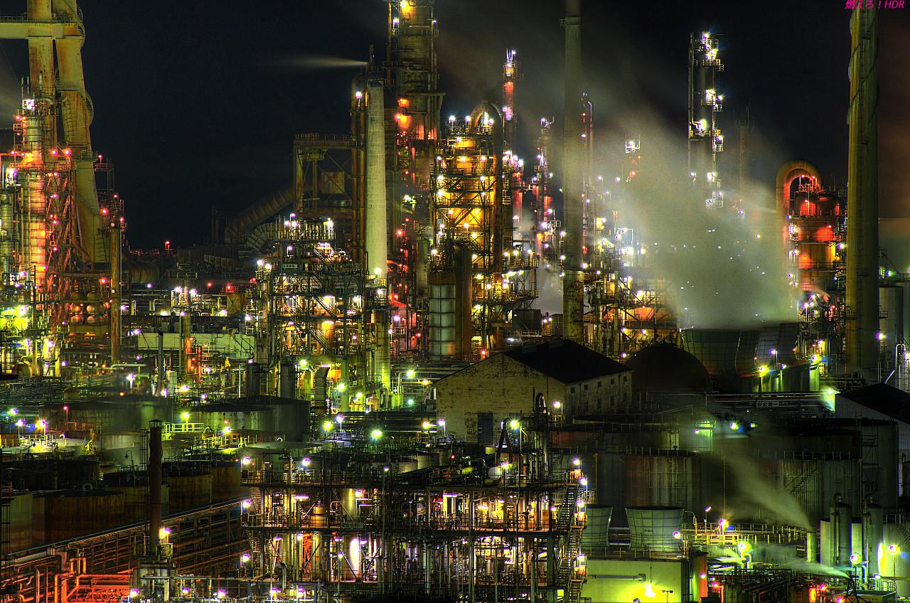 0c0194fd工場夜景