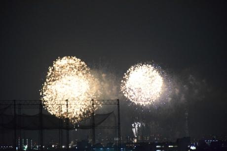 松戸花火2018