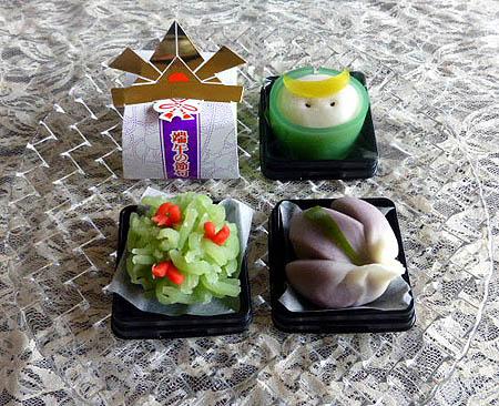 421季節の和菓子