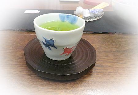 63金魚茶碗