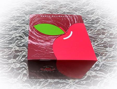 63りんごのバウムク-ヘン