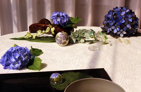 66紫陽花