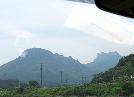 627妙義山