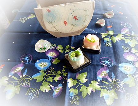 712季節の和菓子