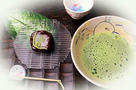717金魚抹茶碗