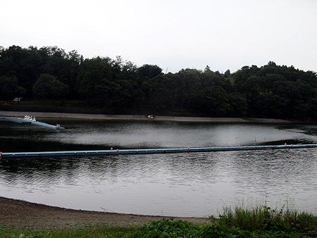 728鳴沢湖1