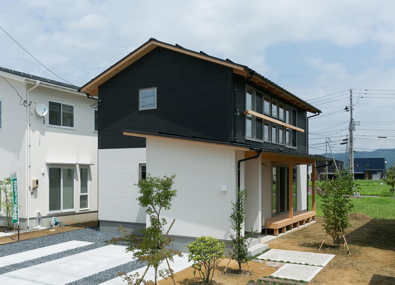 稲穂南モデルハウス