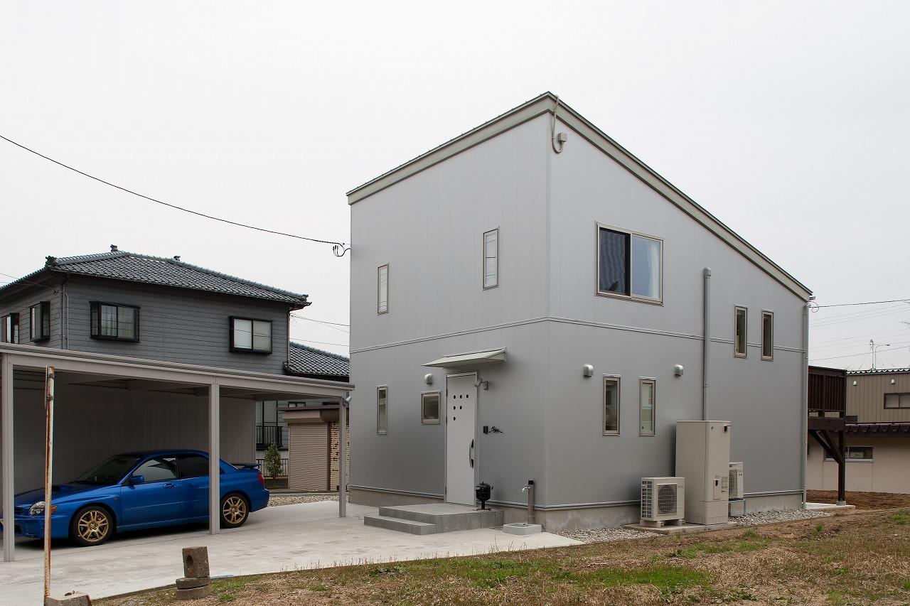 出雲崎モデルハウス
