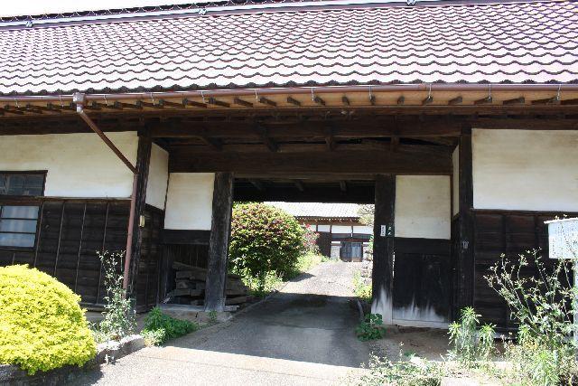 茨城県の自然と古民家