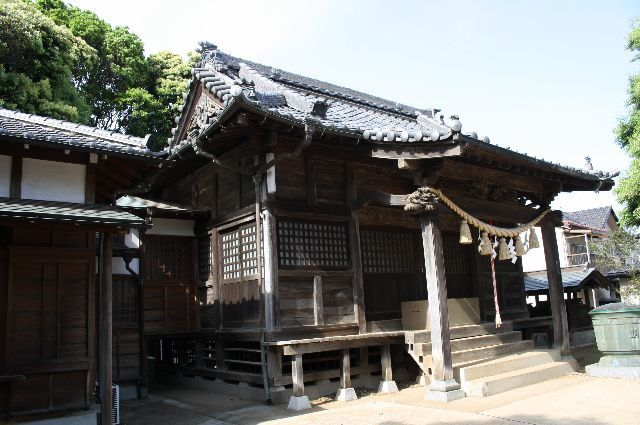 松戸 茂呂神社