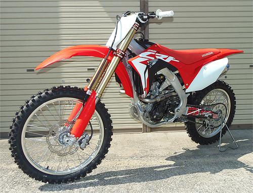 18crf250r lf ca 500