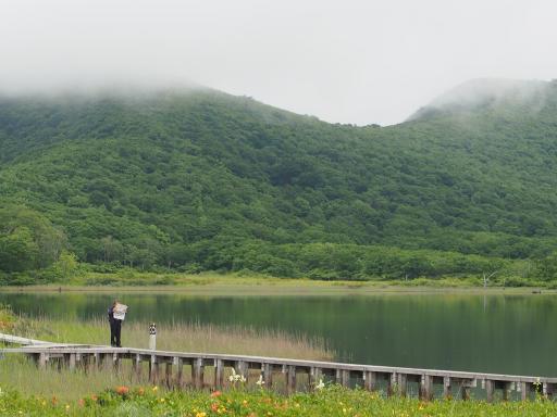 20180616・磐梯旅行記・雄国沼霧の空19