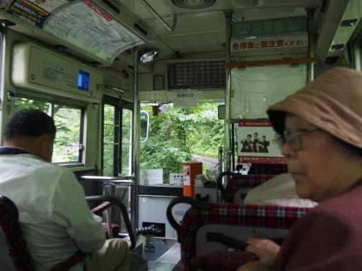 20180616・磐梯旅行記1-05・萩平から金沢峠へ