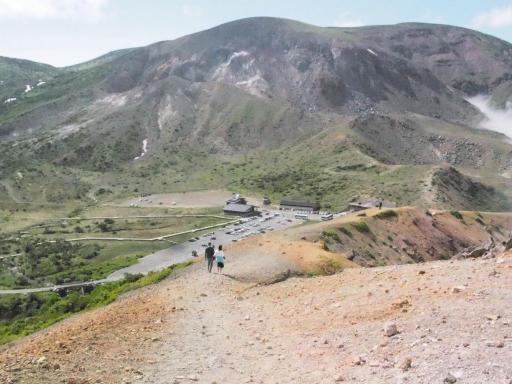 201080617・磐梯旅行記9-15・道幅も狭い。x±x。